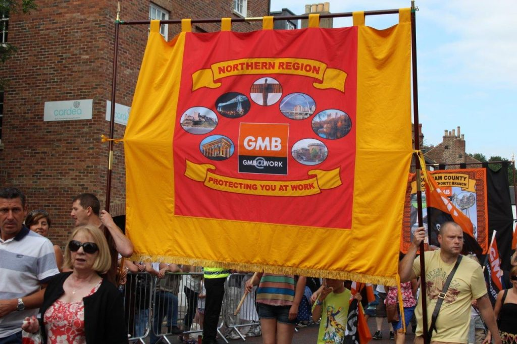 July 11th 2015- Durham Miners Gala and Social Night
